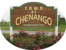 Chenango Sign