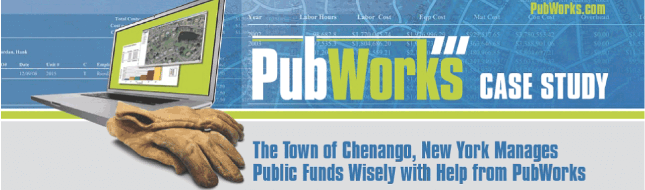 town of Chenango case study