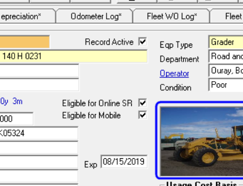 New Feature: Assign Photos to Asset Records!